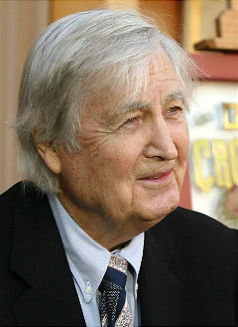 Fess Parker, who played Davy Crockett and Daniel Boone