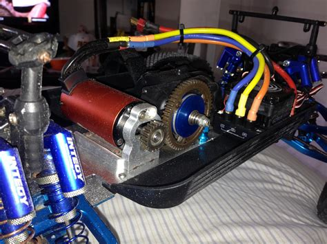 MGT brushless conversion - R/C Tech Forums