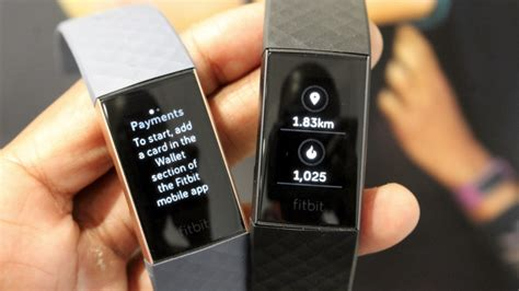 Fitbit Charge 3 first look review: Slim, good looking and