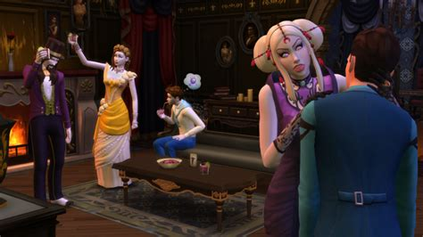 'Sims 4' Vampire Game Pack: 10 Features You May Not Have