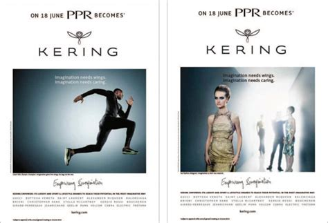 Brand New: Kering Goes Owl Out with New Branding