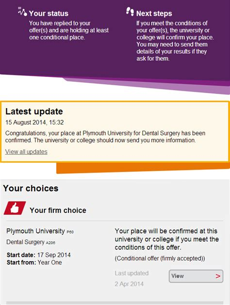 No confirmation letter on UCAS? (Have unconditional offer