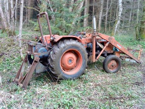 Montage forestier MB trac 800