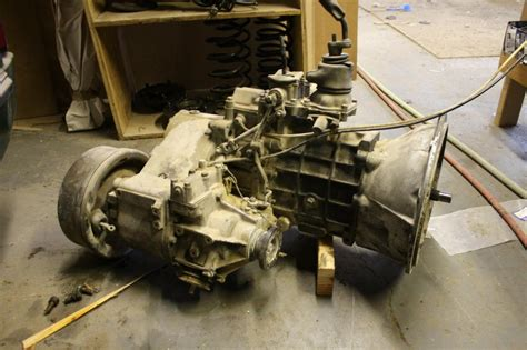 LT77 gearbox and transfer case - Land Rover Forums : Land