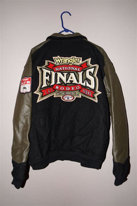 2001 NFR National Finals Rodeo 43nd annual CONTESTANT