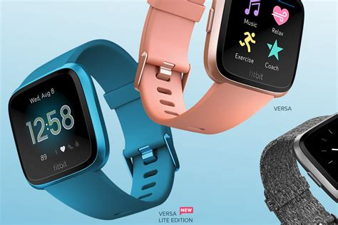 The new Fitbit Versa Lite Edition is all about fitness